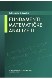 Fundamenti matematičke analize II