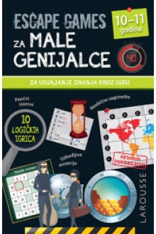 Escape games za male genijalce 10–11 godina