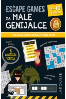 Escape games za male genijalce 9–10 godina
